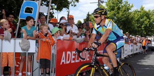 Armstrong fürchtet seinen Ausschluss von der Tour
