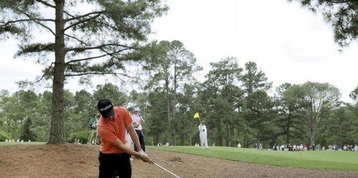 Masters-Aus für Golfer Langer und Kaymer
