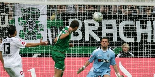 Wolfsburger Siegesserie hält an: 2:1 in Gladbach