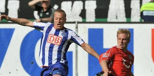 Dritte Hertha-Pleite in Serie: 0:2 in Hannover