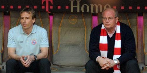 Klinsmann siegt im ersten Bayern-Endspiel