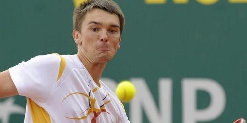 Andreas Beck im Viertelfinale - Aus für Federer