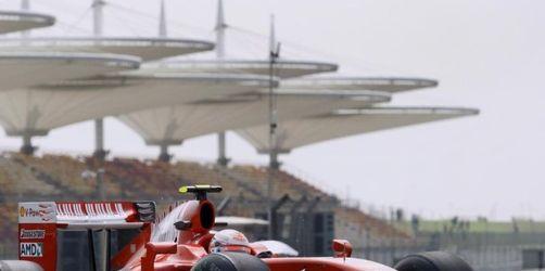 Ferrari trotzig: «Hissen nicht die weiße Flagge»