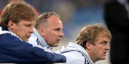 Schalke siegt - die Vereinsbosse schweigen