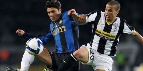 Juve bremst Inter auf Weg zum 17. Meistertitel