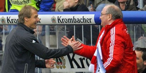 Klinsmann schöpft Mut: Sieg im zweiten «Endspiel»