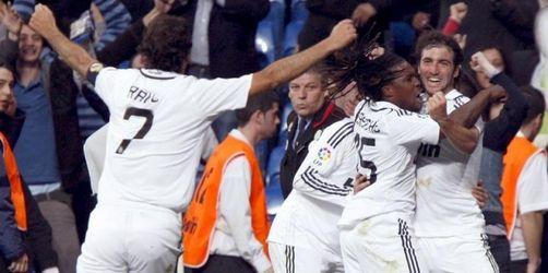 Real Madrid «Meister des Wahnsinns»