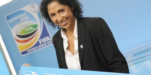 Slogan für Frauen-WM 2011 präsentiert