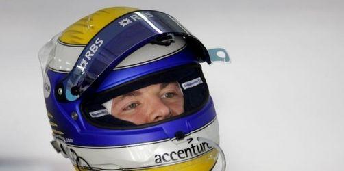 Rosberg Tagesschnellster im Bahrain-Training