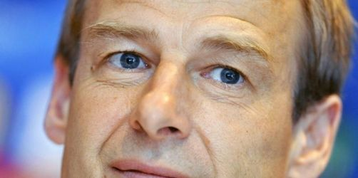 «Heiße Kiste»: Klinsmann fordert Maximalpunktzahl