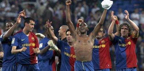 Barça demütigt Real und hat Titel fast sicher
