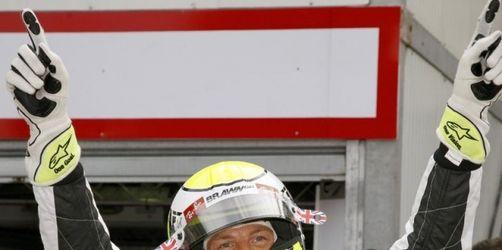 Button holt Pole bei F1-Klassiker - Vettel 4.