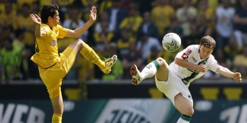 Gladbach gerettet - BVB verpasst Europa League