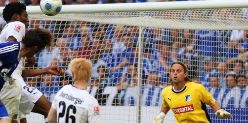 Schalke verliert Prestigeduell mit Hoffenheim 2:3