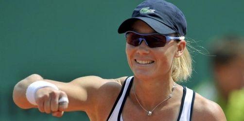 Aus für Serena Williams - Stosur im Halbfinale