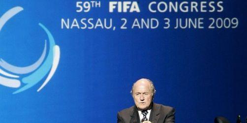 Blatter: Fans nicht wie «wilde Tiere» einsperren