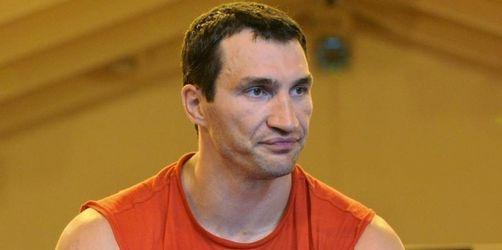 Wladimir Klitschkos Box-Duell mit Haye geplatzt