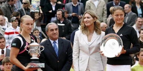 Kusnezowa: Mit Gottes Hilfe zum French-Open-Sieg