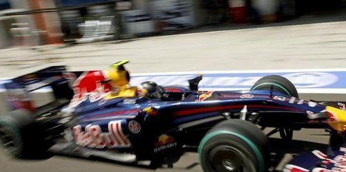 Vettel mit leichtem Auto auf Pole