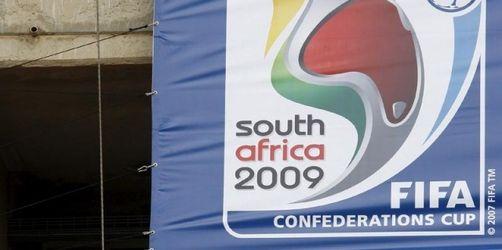 Startschuss: Confed-Cup als großer WM-Testlauf