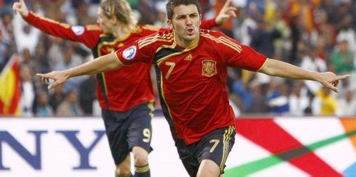 Spanier schimpfen über Rasen