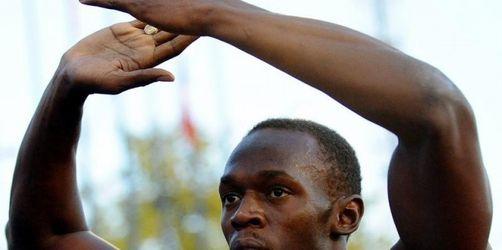 Spitzenzeit für Bolt nach müdem Start über 100 m