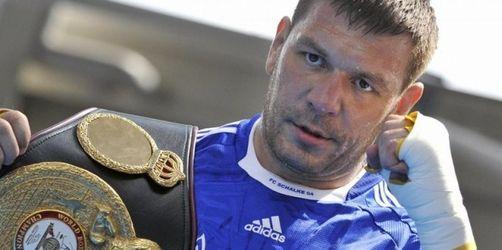 Klitschko bei Box-Spektakel auf Schmelings Spuren