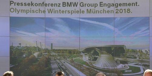 Münchner Olympiaprojekt nimmt Fahrt auf