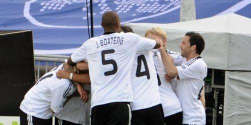 «Torjäger» Höwedes umjubelt - U 21 vor Halbfinale