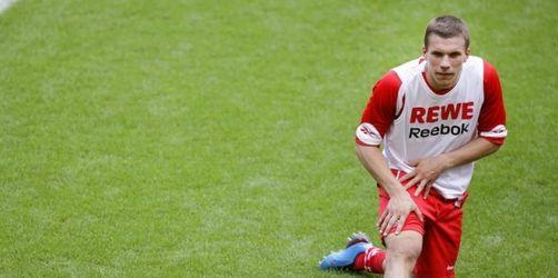 Magath macht Druck - Köln feiert Podolski