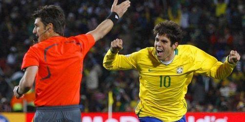 Bafana Bafana glänzt - aber Brasilien im Finale