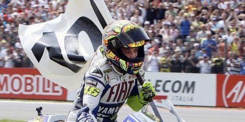 Cortese von Pole ohne Glück - Rossi mit Jubiläum