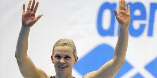 Fabelzeit: Steffen schwimmt auf Weltrekordwelle