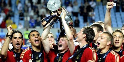 «Euro-Helden» feiern lange Nacht von Malmö