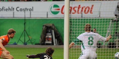 Bremen gewinnt Supercup: 2:1 gegen Wolfsburg
