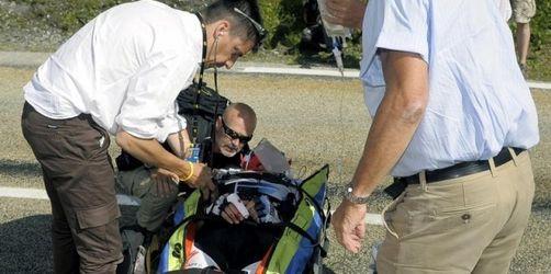 Voigt hat Schutzengel und bleibt im Krankenhaus