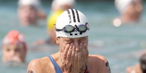 Angela Maurer: Medaille vor Augen - am Ende Fünfte