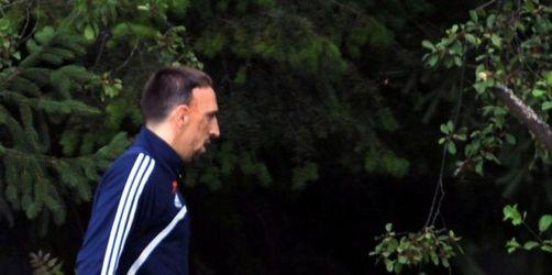 Auch ohne Ribéry: Härte-Test für van Gaal & Co.