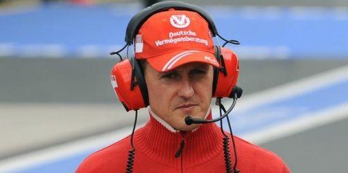 Schumacher-Rückkehr: Ecclestone zweifelt