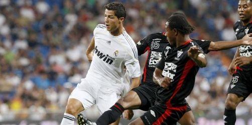 Ronaldos erstes Real-Tor - Auch Metzelder trifft
