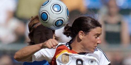 0:0 gegen Japan: DFB-Frauen noch nicht in Top-Form