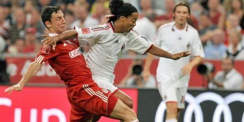 FC Bayern besiegt Mailand 4:1 - Finale gegenManU