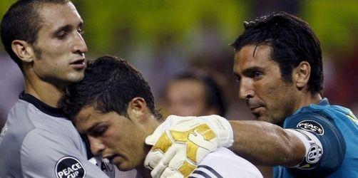 Real versichert Ronaldos Beine mit 100 Millionen