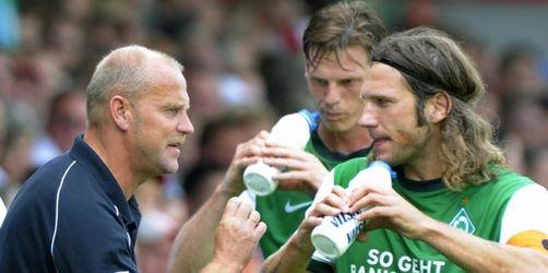 Mainz und Hannover im Pokal raus - Werder weiter