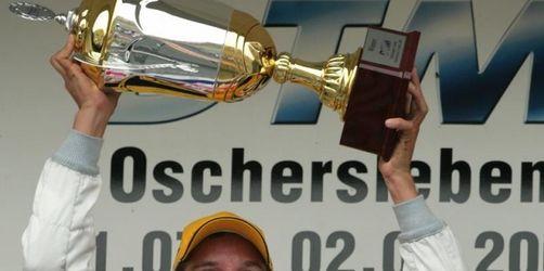 Scheider siegt in Oschersleben: Drei Audi vorn
