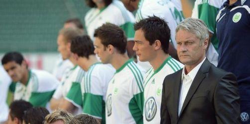 Wolfsburgs Veh vor Magaths Fußstapfen nicht bange