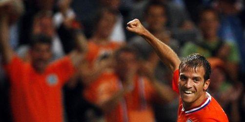 «Oranje» 2:2 gegen England - Festnahmen vor Spiel