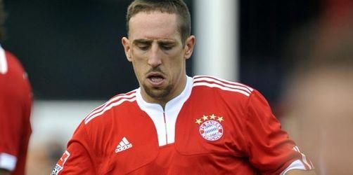 Van Gaal bremst Ribéry: «Noch im Aufbau»
