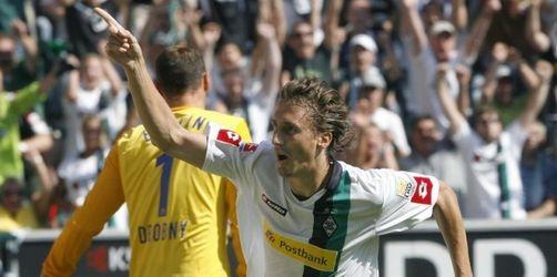 2:1 gegen Hertha: Gladbach mit bestem Start seit 1995