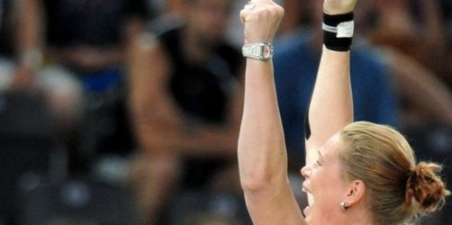 Kleinert erkämpft zum dritten Mal WM-Silber